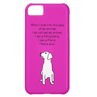 Animal Lover iPhone 5C Case
