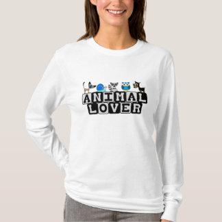 Animal Lover Longsleeve T-Shirt