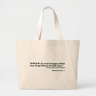 Animal Lover Mitt Tote Bag