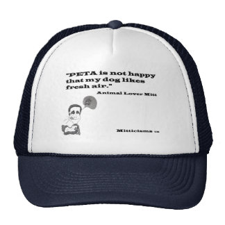 Animal Lover Mitt Trucker Hat