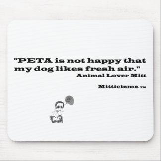 Animal Lover Mitt Mouse Pad