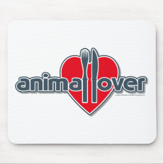 Animal Lover Mouse Pad