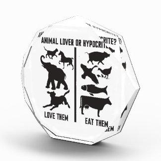 Animal Lover or Hypocrite? Awards