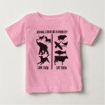 Animal Lover or Hypocrite? Tee Shirt