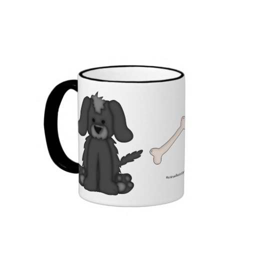 Animal Lover-Paws and Puppy Dog Mug