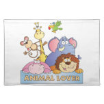 Animal Lover Place Mats