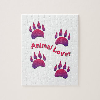 Animal Lover Jigsaw Puzzle