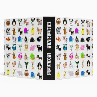 Animal Lover School Binder / Photo Binder (TBA)