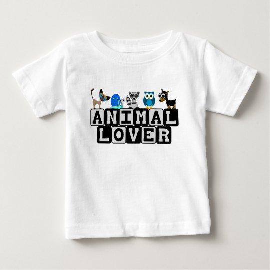 Animal Lover Toddler T-Shirt