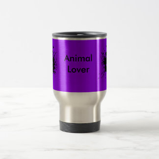 Animal Lover Travel Mug