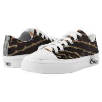 Animal Low-Top Sneakers
