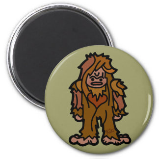 animal magnetism. 2 inch round magnet