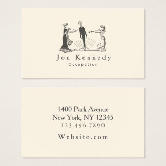 Animal Magnetism - Unisex / Business Card