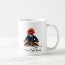 Animal Meditating Coffee Mug