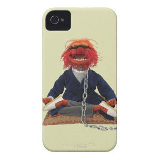 Animal Meditating iPhone 4 Case-Mate Case