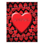 animal membretes personalizados