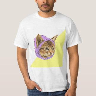 Animal Meme del consejo del gato del gatito del Remeras