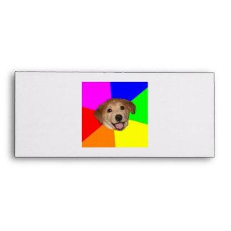 Animal Meme del consejo del perro del consejo