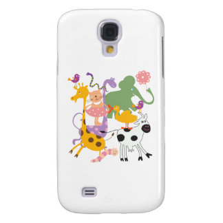 Animal Menagerie Samsung S4 Case