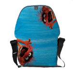 Animal Messenger Bag