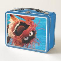 Animal Metal Lunch Box