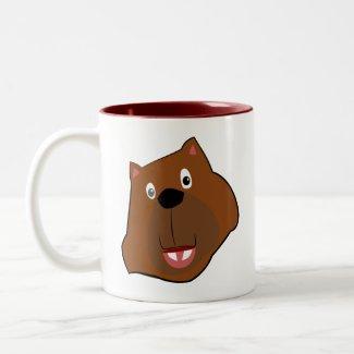 Animal Mug Bear