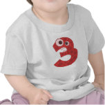 Animal number 3 t-shirt