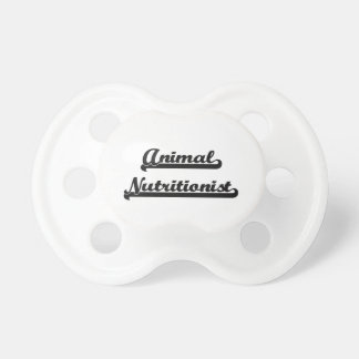 Animal Nutritionist Artistic Job Design BooginHead Pacifier