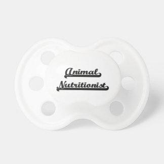 Animal Nutritionist Classic Job Design BooginHead Pacifier
