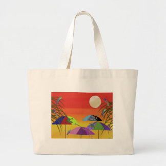 Animal Oasis Tote Tote Bags