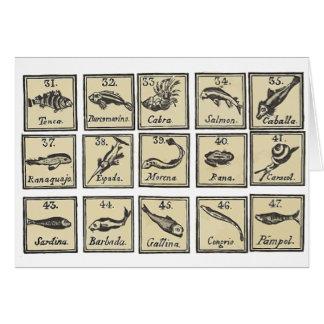 Animal Old Board Card