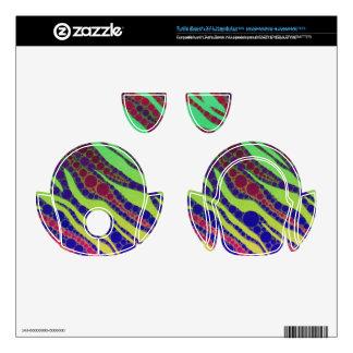 Animal Orint Headphone Decals Turtle Beach X41 Skins