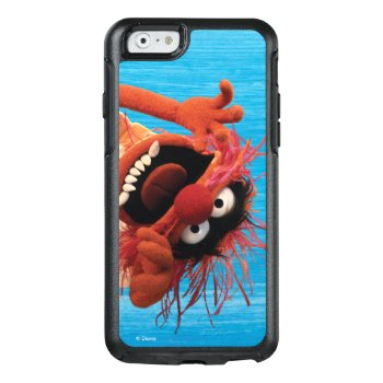 Animal Otterbox Iphone 6/6s Case by muppets at Zazzle