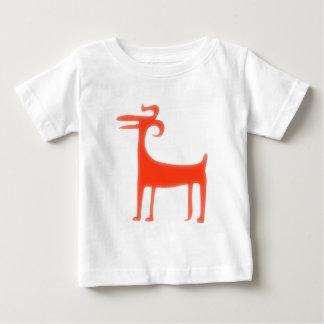 Animal Paläo Indian paleo native american animal Baby T-Shirt