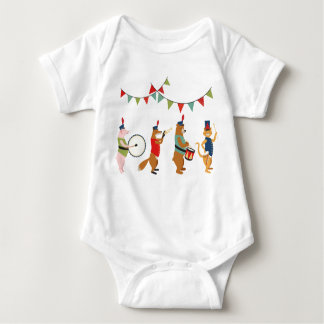 Animal Parade Baby Bodysuit