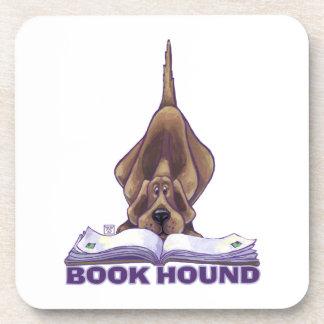 Animal Parade Book Hound Beverage Coaster
