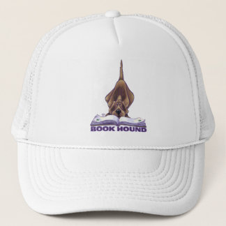 Animal Parade Book Hound Trucker Hat