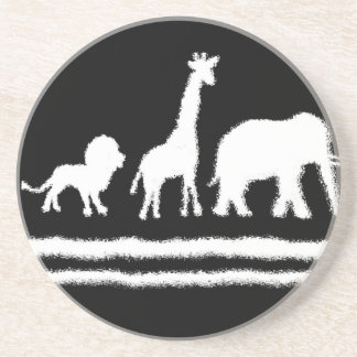 Animal Parade Drink Coaster