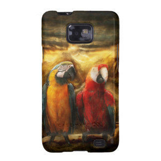Animal - Parrot - Parrot-dise Samsung Galaxy SII Cover