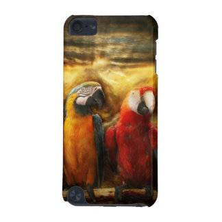Animal - Parrot - Parrot-dise iPod Touch (5th Generation) Cases