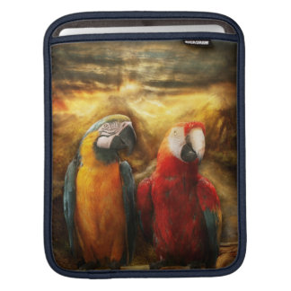 Animal - Parrot - Parrot-dise iPad Sleeve