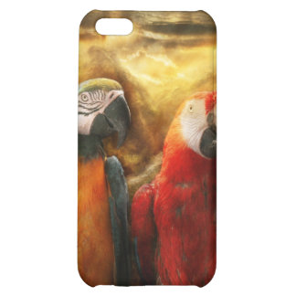 Animal - Parrot - Parrot-dise iPhone 5C Cases