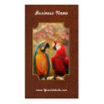 Animal - Parrot - We'll always have parrots Business Card