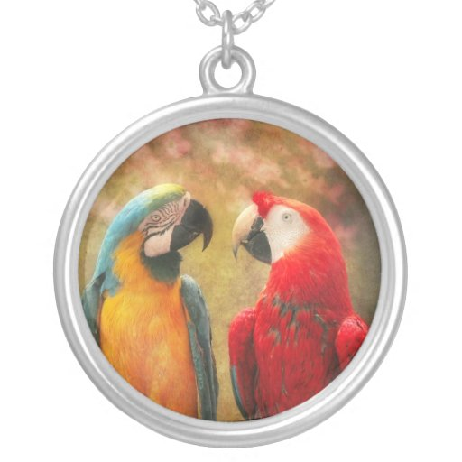 Animal - Parrot - We'll always have parrots Jewelry