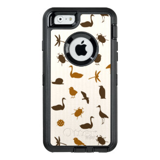 Animal pattern 2 OtterBox iPhone 6/6s case