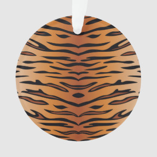 Animal Pattern Bengal Tiger Ornament