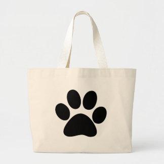 Animal Paw Jumbo Tote Bag