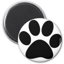 Animal Paw Magnet