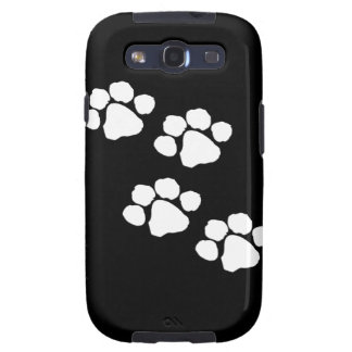 Animal Paw Prints Samsung Galaxy S3 Cover