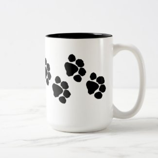Coffee Mugs and Puppy Dogs